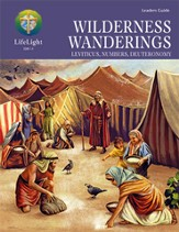 LifeLight: Wilderness Wanderings Leaders Guide