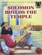 Solomon Builds a Temple