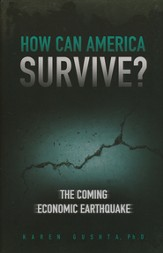 How Can America Survive? The Coming Economic Earthquake, Book