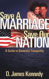 Save a Marriage, Save Our Nation