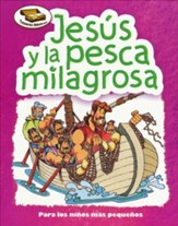 Jesús y la Pesca Milagrosa  (Jesus and the Miraculous Catch)