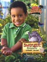 Swingin' Preschool Leader Guide with CD
