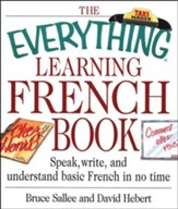 The Everything Learning French Book