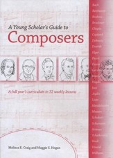 A Young Scholar's Guide to Composers CD-Rom Book