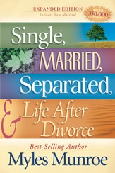 Single, Married, Separated, and Life After Divorce - eBook