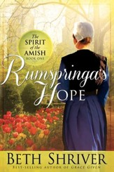 Rumspringa's Hope - eBook