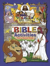 Valuable Bible Tools: Bible Activities First & Second Grade