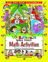 VALUable Bible Tools Math Activities - Third and Fourth Grade