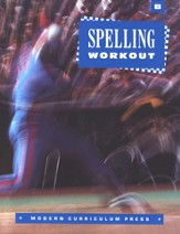 MCP Spelling Workout Level B (Gr. 2) Student Workbook