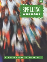 MCP Spelling Workout Level C (Gr. 3) Student Workbook