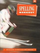 MCP Spelling Workout Level H (Gr. 8) Student Book