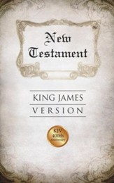 KJV New Testament, Edition 400 Anniversary, Paper