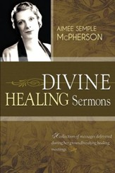 Divine Healing Sermons - eBook