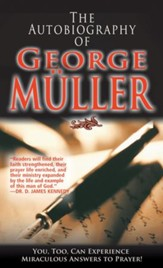 Autobiography of George Muller, The - eBook