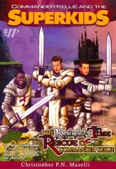 #11: The Knight-Time Rescue of Commander Kellie