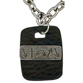 Men's Witness Necklace
