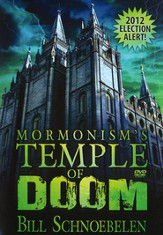 Mormonism's Temple of Doom, DVD