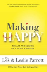 Making Happy: The Art and Science of a Happy Marriage - eBook