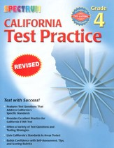 California Test Practice--Grade 4