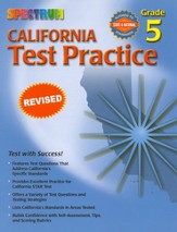 California Test Practice--Grade 5