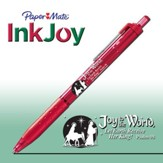 Joy to the World Pen, Red