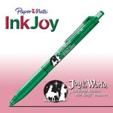 Joy to the World Pen, Green