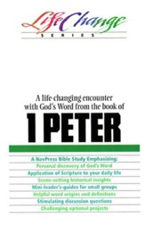 1 Peter, LifeChange Bible Study - eBook