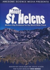The Flood Geology DVD Series: Mount St. Helens