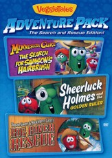 Adventure Pack Triple Feature