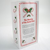 The Meaning of the Candy Cane Paper Bag, Pack of 12