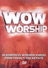 WOW Worship (Red), DVD