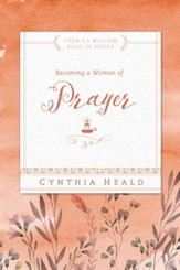 Becoming a Woman of Prayer - eBook