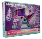 Magformers Inspire Design Set, 62 Pieces