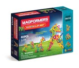 Magformers Neon Set, 60 Pieces