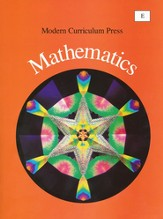 Modern Curriculum Press Math Student Book, Level E, Grade 5