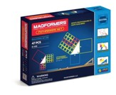 Magformers, Pythagoras Set, 47 pieces