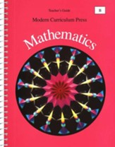 Modern Curriculum Press Math Teacher's Guide, Level B, Grade 2