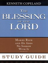 Blessing of The Lord Study Guide