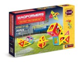 Magformers, Tiny Friends Set, 20 pieces