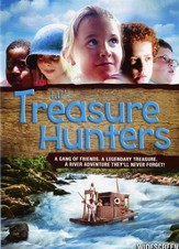 Lil' Treasure Hunters, DVD