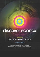 Discover Science Episode 1: The Camel Stands on Eggs DVD