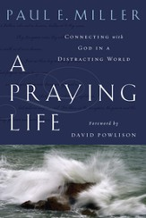 A Praying Life: Connecting with God in a Distracting World - eBook