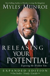 Releasing Your Potential Expanded: Exposing The Hidden You - eBook