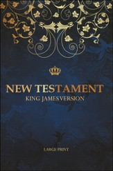 KJV, New Testament, Largeprint