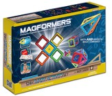 Magformers Math Activity, 124 Pieces