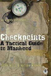 Checkpoints: A Tactical Guide to Manhood - eBook