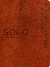 SOLO KJV New Testament: An Uncommon Devotional - eBook