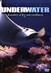 Underwater: Wonders of the Sea Creatures DVD