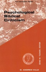 Psychological Biblical Criticism