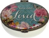 You Are Loved, Glass Trinket Box